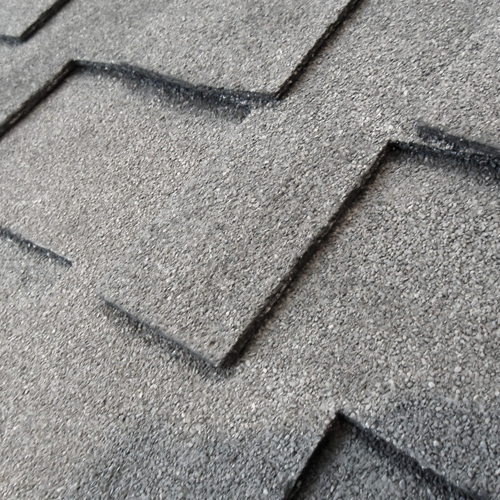 Shingles available in the yard at Mifflinburg Lumber and Building Supply