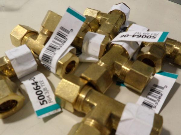 Copper Plumbing Adapters