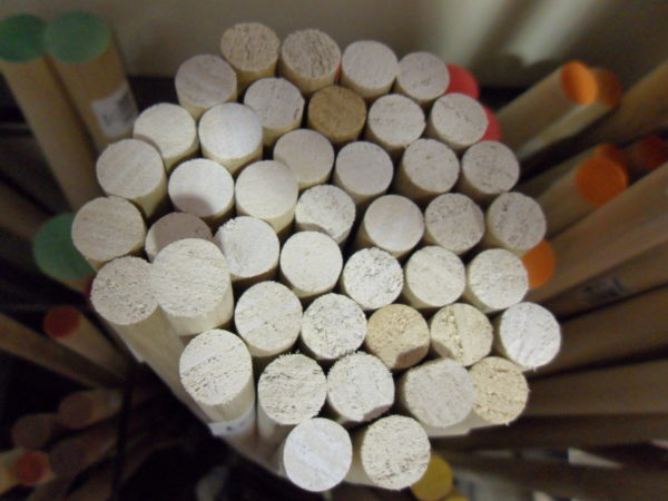 Dowel Rods available at Mifflinburg Lumber