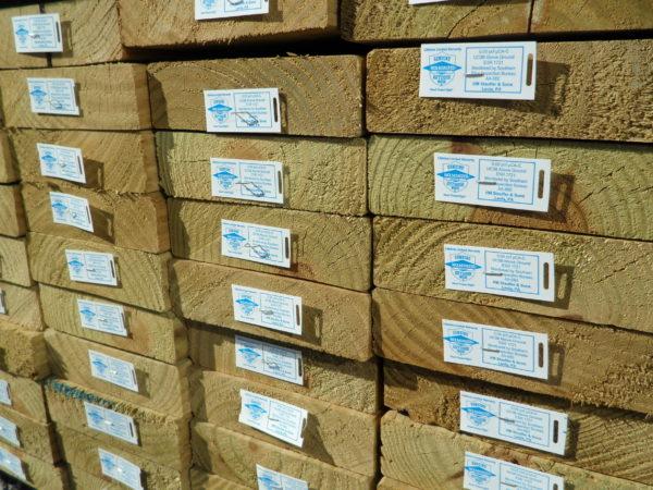 Pressure Treated Lumber