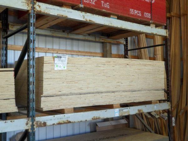 Sheeting and Subflooring Plywood
