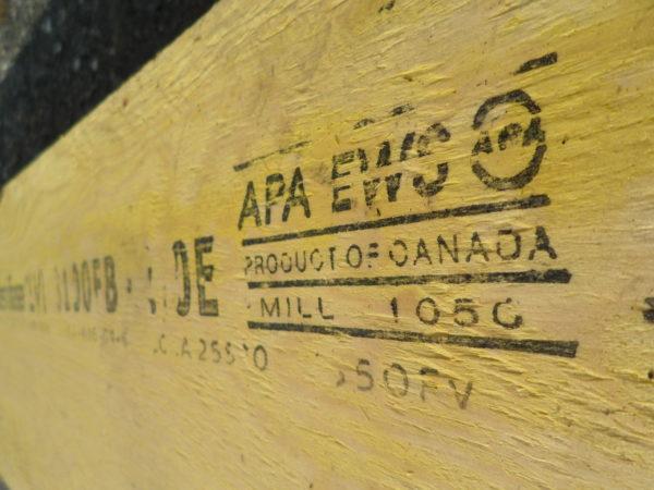 LVL (Laminated Veneer Lumber) Beams